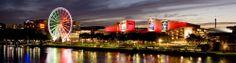 Brisbane City Christmas 2013 #QPAC #Brisbane