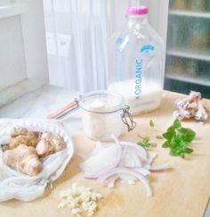 Sunchoke soup - Zero Waste Home