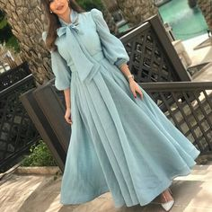 Not vulgar! is part of Hijab dress - Elegance! Not vulgar! Abaya Fashion, Muslim Fashion, Modest Fashion, Girl Fashion, Fashion Dresses, Fashion Design, Trendy Fashion, 80s Fashion, Fashion Fall