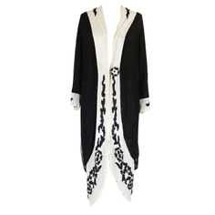 1920s Fully Beaded Cocoon Flapper Coat | From a collection of rare vintage coats and outerwear at http://www.1stdibs.com/fashion/clothing/coats-outerwear/