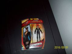 "DC Comics Multiverse Catwoman Action figure new 3"" Mattel Toys cat woman #Mattel"