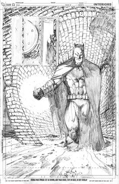 greg capullo pencil - Google Search