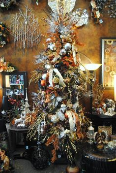 2012 designer Christmas trees,,,many trees on this site