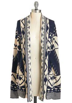 The Stroll Shebang Cardigan | Mod Retro Vintage Vests | ModCloth.com
