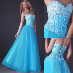 Cheap Dress Prom Gowns Quinceaner Dresses Long by echeapdresses, $84.06