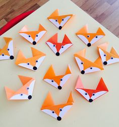 Pin by Bosmat Soref on Places to Visit Zoo Crafts, Diy And Crafts, Crafts For Kids, Arts And Crafts, Paper Crafts, Origami Monkey, Projects For Kids, Art Projects, Fox Party