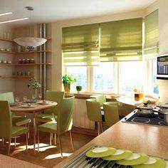 римские шторы на кухню - Поиск в Google