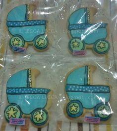fancy cookies for aqiqah - stroller