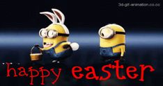 Happy Easter Minion Gif easter gifs easter quotes easter images easter quote happy easter happy easter. easter pictures funny easter quotes happy easter quotes quotes for easter
