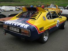 Mk 1, Ford Capri, Monster Trucks, Cars, Vehicles, Sports, Hs Sports, Autos, Rolling Stock