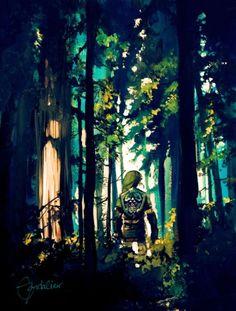 :Faron Woods by Gondalier