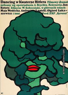 Polish film poster .Terry posters