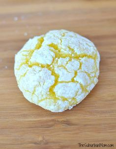 Cookies. The ultimate lemon crinkle cookies, these crackle cookies are soft and delicious with a rich lemon flavor. Sweet and tangy. Printable gift tag for sharing.