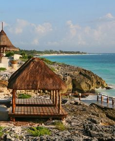 "See the ""Best Views: Tulum, Riviera Maya, Mexico"" in our 50 Best Beach Honeymoons gallery"
