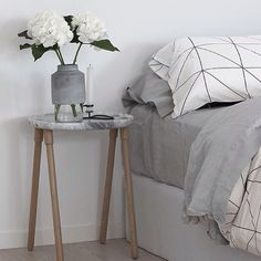New blog post about to go up | If you haven't already, check out my current post on beautiful bedsides. The Cloud table by Frag Woodall @mr.frag is one of them, all-Australian designed and made in white Carrara marble and oak. Tap link in profile. Styling and photography by Michelle Halford for The Design Chaser @thedesignchaser. Cloud tables available through @cultdesignau #bedsides #bedsidetables #tables #sidetables #bedroom #mrfrag #cloud #marble #oak #australiandesign…