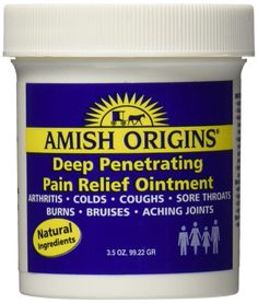 Origins+Penetrating+Pain+Relief+Ointment+3.5oz+Each+(Amish)