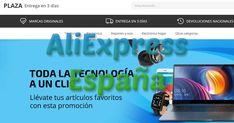 Aliexpress España Tecno