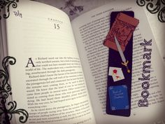 Sword of Truth Bookmark (Book: The Third Kingdom, Terry Goodkind)