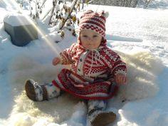 Cute little Norwegian girl :)