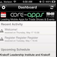 IAEE Midyear Meeting app