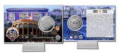 AAA Sports Memorabilia LLC - New York Mets 50th Anniversary Bronze Coin Card, $19.95 (http://www.aaasportsmemorabilia.com/mlb/new-york-mets/new-york-mets-50th-anniversary-bronze-coin-card/)