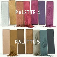I can't wait! These palettes come out 9/15!! #palette #eyeshadow #younique…