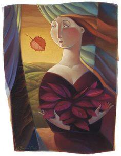 mary grandpre  http://www.artistsnetwork.com/wp-content/uploads/2011/03/Mammogram_GrandPre.jpg