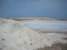 Sal Salt Mines - Cape Verde