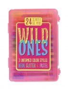 24 Pack Wild Ones Scented Gel Pens