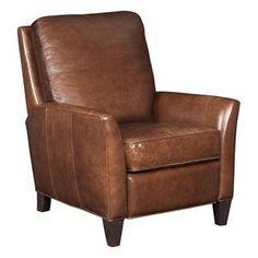 Leather Recliner in Balmoral Albertin | Nebraska Furniture Mart