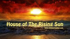 Hey guys, check out the new #IndigoProphet video for House of the Rising Sun, https://youtu.be/_Ai7ABe2aSs  Visit indigoprophet.com/ for a free download of a conscious rap album, infused with #InfinityHealing.  Indigo Prophet is committed to exposing the lies and sharing the truth through his music to help empower us to create the world we desire.