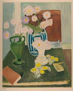 Henri Matisse, Blumenstilleben