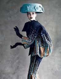 haute couture dior - fotograaf Patrick Demarchelier, fotoboek; Dior Couture collectie s/s 2007