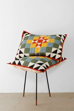 Magical Thinking Kaleidoscope Sham - Set Of 2 - Urban Outfitters