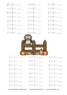 Klecksaufgaben (Lernstübchen) | Schoul | Pinterest | Math, School ...
