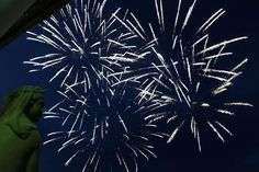 Fireworks displays in Central PA tonight