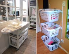 5 Life Hacks That Will Make Your Laundry Time Fun Time - http://www.amazinginteriordesign.com/5-life-hacks-will-make-laundry-time-fun-time/