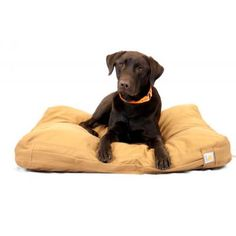 carhartt 125th camo dog bed- as durable as the duck dog bed