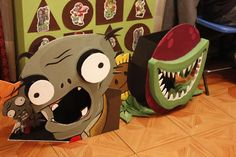 Plants vs Zombies Birthday Party Ideas | Photo 1 of 49 | Catch My Party