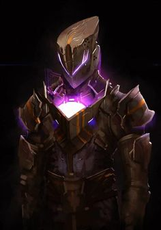 Image result for magic and technology combined fantasy art armor