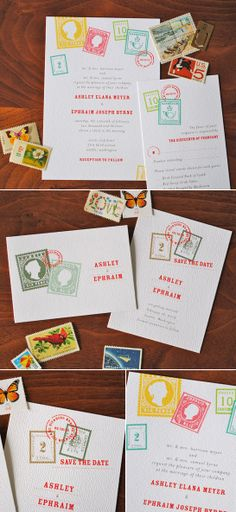 Customize your stamps