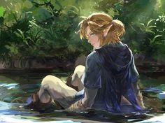 Legend Of Zelda Memes, The Legend Of Zelda, Legend Of Zelda Breath, Link Fan Art, Link Art, Link Zelda, Twilight Princess, Breath Of The Wild, Weird Art