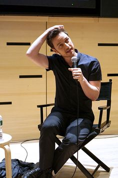 5/21/14, James McAvoy Free Talk about 'Filth' at Lincoln Center