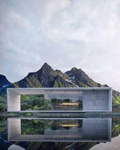 archatlas: Stavanger House by Alexander Nerovnya