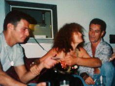 Fiestas después de Gaudy Barcelona años 90