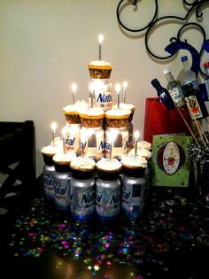 El licor o las cervezas son frecuentes obsequios para varones o también regalos muy solicitados en ciertas épocas del año como la Navidad....