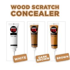 This Wood Scratch Concealer is a product that works to mend all of the scratches on your wood products. It does not matter if the scratches are on the floor, f Furniture Repair, Wood Furniture, Painting Furniture, Furniture Ideas, Outdoor Furniture, Antique Furniture, Woodworking Videos, Woodworking Projects Plans, Sketchup Woodworking