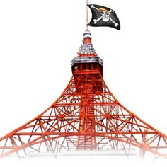 One Piece Gets 1st Official Theme Park in Tokyo Tower in Spring 2015