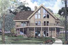 Plan #17-468 - Houseplans.com