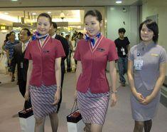 Hawaian Flight Attendants Legs | Flight Attendant' Wannabe Caught Impersonating China Southern Airlines ...